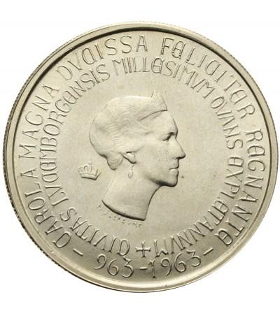 Luksemburg 250 franków 1963