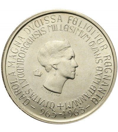 Luxembourg 250 Francs 1963
