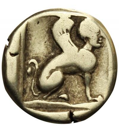 Lesbos Mitylena  Hekte ok 412-378 p.n.e