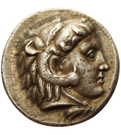 Macedonia. Aleksander III Wielki 336-323 p.n.e. AR Tetradrachma