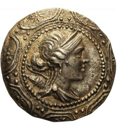 MACEDON. Under Roman Rule. AR Tetradrachm Ca. 168 / 158 -148 BC