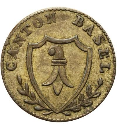 Switzerland Basel 2 Rappen 1810