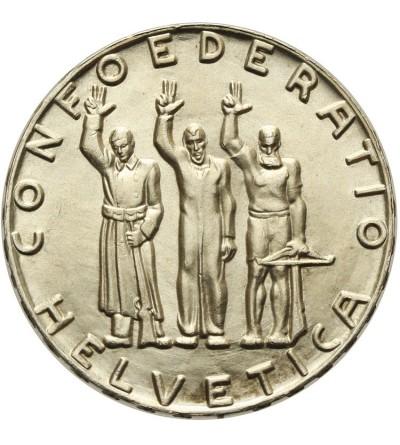 Szwajcaria 5 franków 1941 B