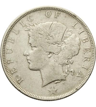 Liberia 50 centów 1906