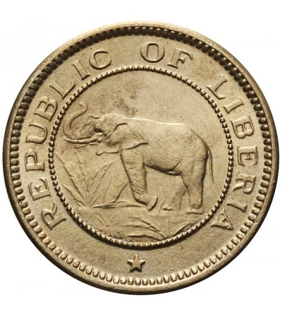 Liberia 1/2 centa 1941