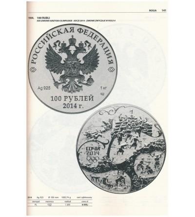 Katalog monet Rosji i państw byłego związku radzieckiego