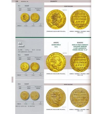 Monety Stanisława Augusta Poniatowskiego