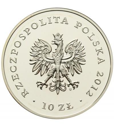 10 złotych 2012, 150 - lat Muzeum Narodowego w Warszawie