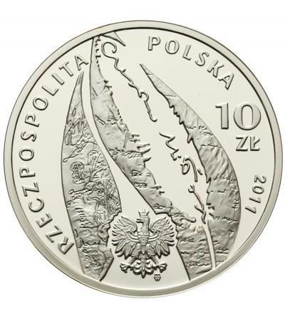 10 złotych 2011, Czesław Miłosz