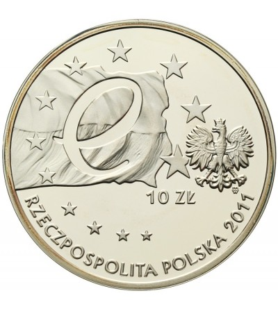 10 złotych 2011, Przewodnictwo Polski w Radzie U.E