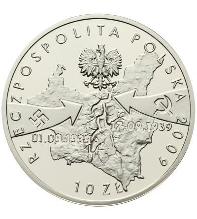 10 złotych 2009, Wrzesień 1939