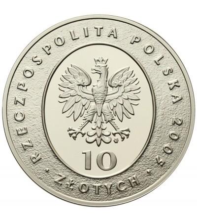 Poland 10 zlotych 2005, Mikolaj Rej