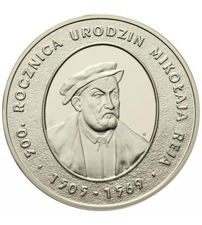 10 złotych 2005, Mikołaj Rej