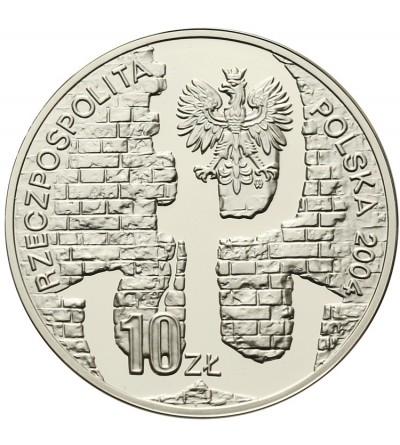 10 złotych 2004, 60 rocz. Powstania Warszawskiego