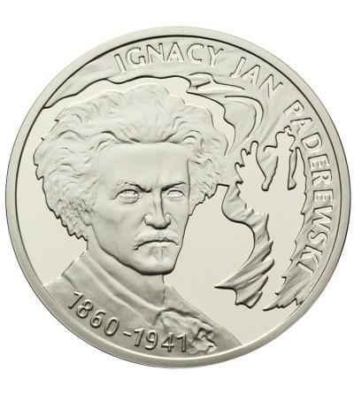 10 złotych 2011, Ignacy Jan Paderewski