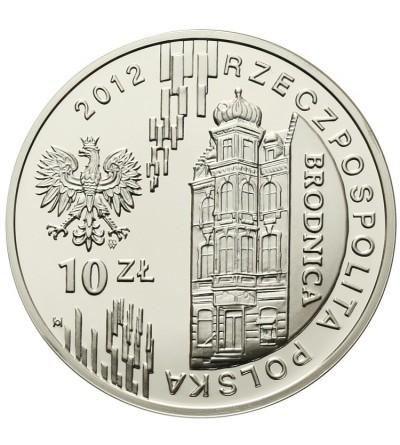 10 złotych 2012, 150 - lecie Bankowości Spółdzielczej