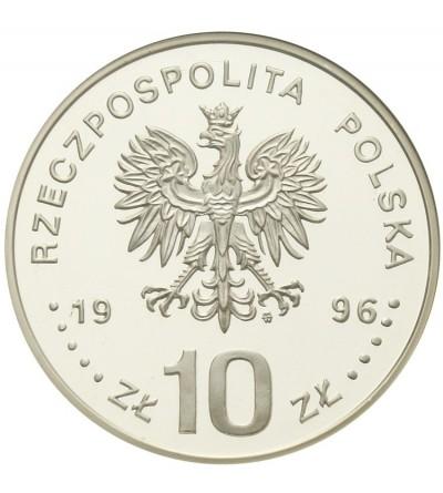 10 złotych 1996, Mazurek Dąbrowskiego