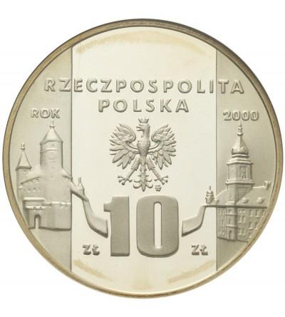 10 złotych 2000, Muzeum w Rapperswilu