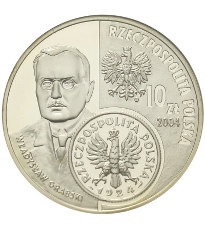 10 złotych 2004, Dzieje złotego