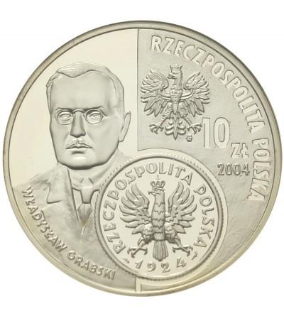 Poland 10 zlotych 2004, dzieje zlotego