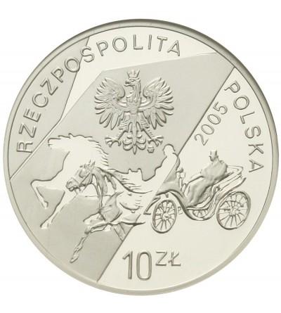 10 złotych 2005 Konstanty Ildefons Gałczyński