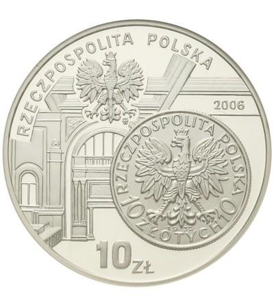 Poland 10 zlotych 2006, Dzieje złotego