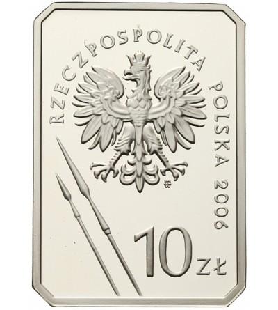 10 złotych 2006, Jeździec Piastowski