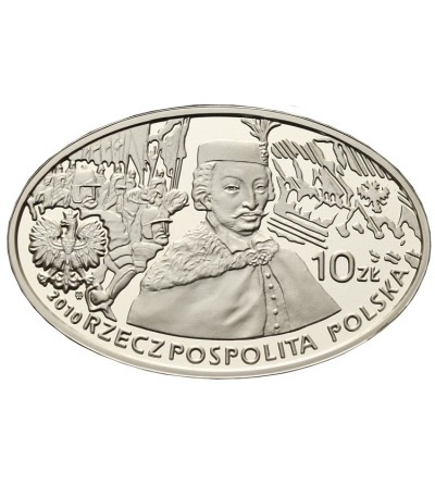 10 złotych 2010, Kłuszyn 1610