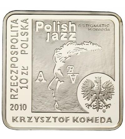 10 złotych 2010, Krzysztof Komeda