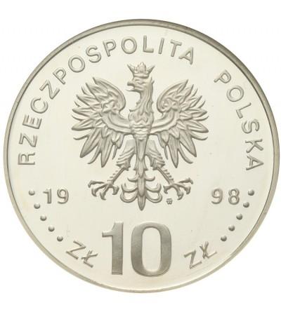 Poland 10 zlotych Gen. Emil Fielfdorf. GCN PR70