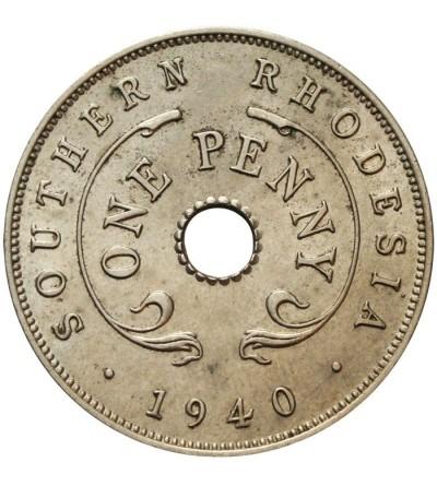 Rodezja Południowa 1 pens 1940