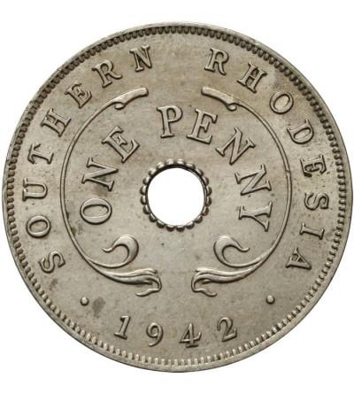 Rodezja Południowa 1 pens 1942