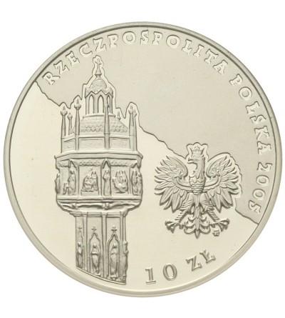 10 złotych 2005, Jan Paweł II. GCN PR70