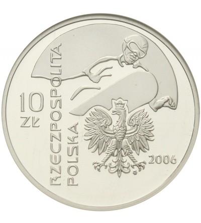 10 złotych 2006, Turyn 2006. GCN PR70
