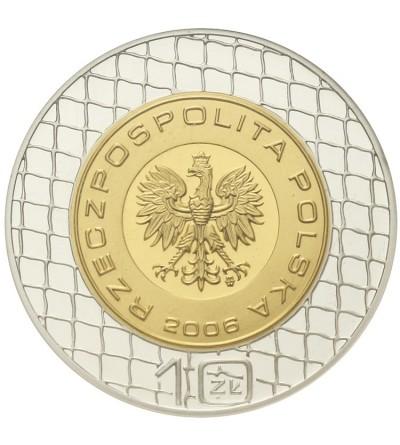 10 złotych 2006, MŚ w piłce nożnej - Niemcy. GCN PR70