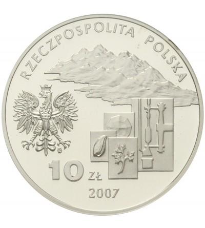 10 złotych 2007, Ignacy Domeyko. GCN PR70