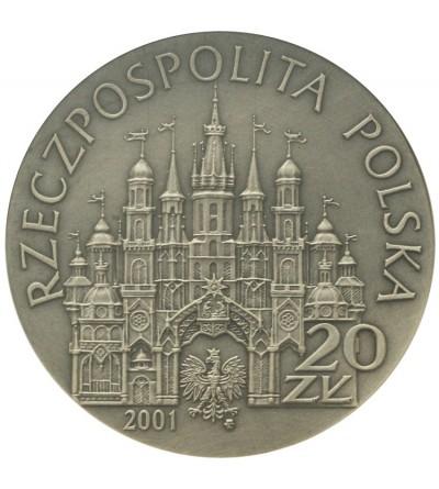 20 złotych 2001, kolędnicy