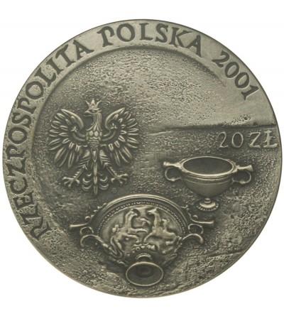 20 złotych 2001, Szlak Bursztynowy