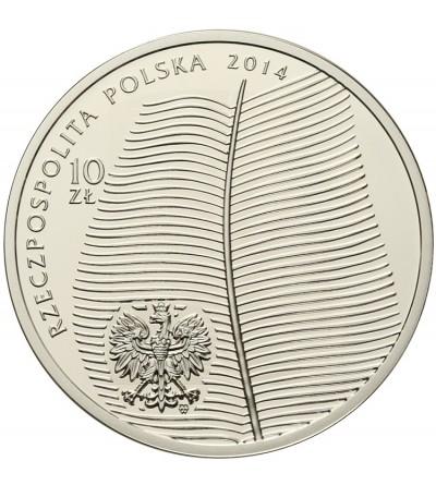 10 złotych 2014, Stefan Żeromski