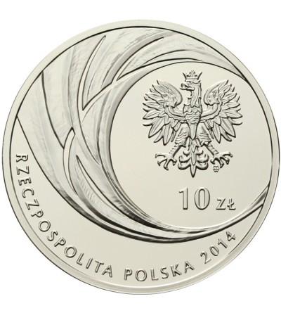 10 złotych 2014, Kanonizacja Jana Pawła II