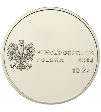 10 złotych 2014, Jan Karski