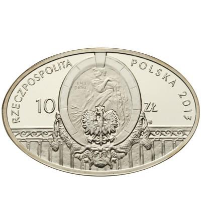 10 złotych 2013, 100 lat teatru polskiego w Warszawie