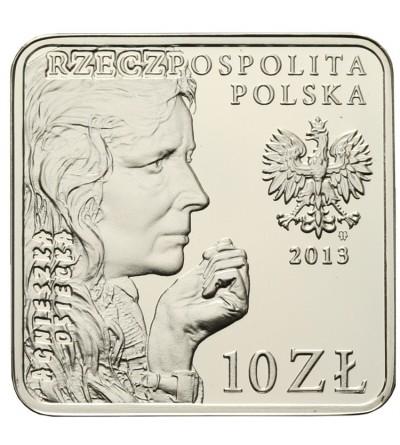 10 złotych 2013, Agnieszka Osiecka