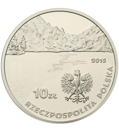 Poland 10 zlotych 2015, Kazimierz Przerwa - Tetmajer