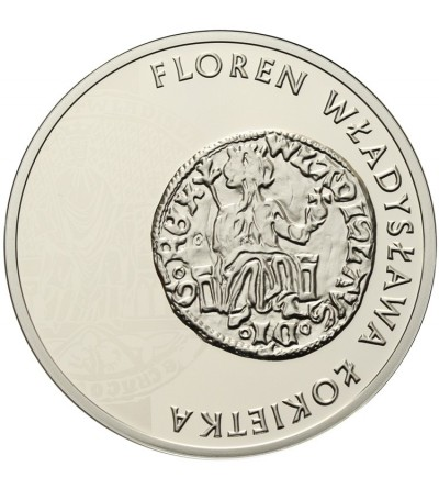 20 złotych 2015, Floren Władysława Łokietka