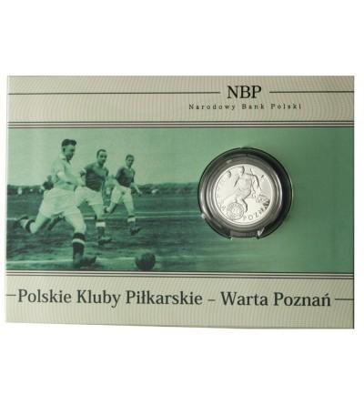 5 złotych 2013, Warta Poznań