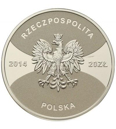 20 złotych 2014, Patrioci 1944 - Obywatele 2014