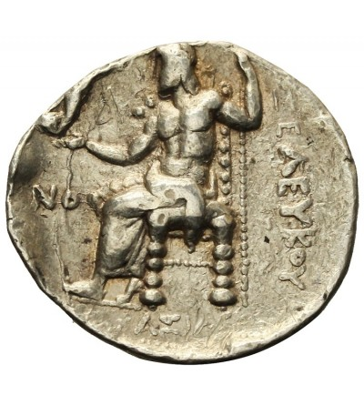 Syria. Królestwo Seleucydów,  Tetradrachma ok. 300 p.n.e.