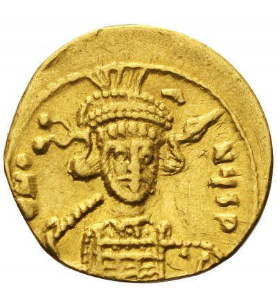 The Byzantine Empire. Constantine IV . Solidus 674–681