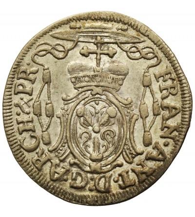 Salzburg 4 kreuzer (Batzen) 1724, Franz Anton von Harrach 1709-1727